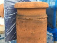 Over 1.5m rare chimney pot just taken of a chimney in borough