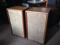 Sansui AS-100 Rare Beautiful Vintage Hifi Speakers
