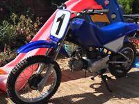 Py 90 children's motorbike