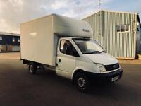LDV MAXUS 2.5 120 3.5T 2009(58)REG LUTON-TAIL-LIFT**VERY WELL MAINTAINED**