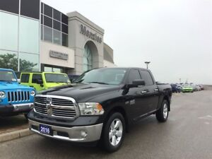 2016 Ram 1500 SLT Hemi 4x4, ONE OWNER, Clean Carproof