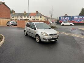 image for Ford Fiesta 1.2 petrol with Long mot