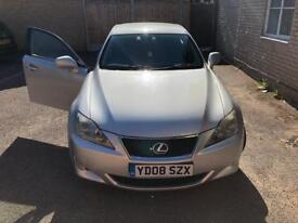 Lexis IS220D For Sale £1500 ONO