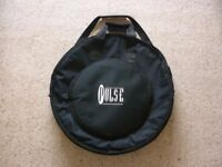 Pulse Cymbal Carry Case - Soft Lined (Black)