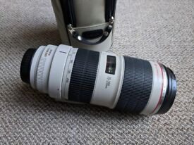 Canon EF 70-200mm F/2.8L IS II USM - Great Condition - Original Case
