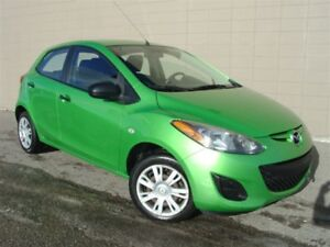 2011 Mazda MAZDA2 Automatic! Hatchback! Loaded!
