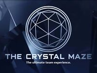2 CRYSTAL MAZE TICKETS- 3RD DECEMBER- SOLD OUT