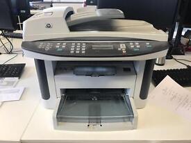 HP LaserJet M1522NF Network Multi-function Printer / Fax / Copier