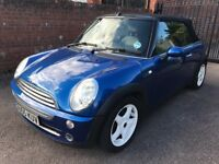 2005 (55) BMW Mini One 1.6 Convertible- 10 Months MOT ***Gas LPG