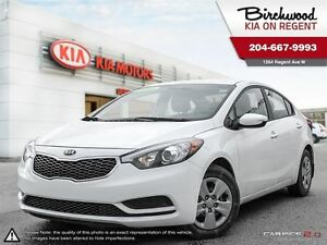 2016 Kia Forte LX *BLUETOOTH/ CRUISE/ VOICE COMMAND*