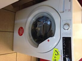 GRADED - HOOVER - 8KG - 1400 SPIN - RRP £350