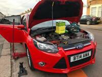 Mobile Mechanic Repair Car Electrician Diagnostics Brakes Battery Service RemapTuning coding adblue