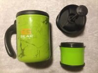 Bear Grylls Ultimate French Press Coffee Mug - BRAND NEW