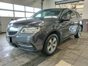 2014 Acura MDX WAS $34,995 AWD - Leather - Sunroof - MINT