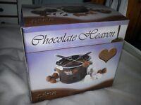 Chocolate fondue kit