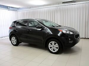 2017 Kia Sportage AWD SUV w/ HEATED SEATS, ALLOYS, BACKUP CAM AN