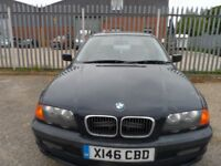 BMW 316I - spares & repairs - 92273miles - needs new clutch