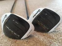 Taylormade Burner 2.0 rescue clubs