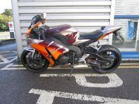 Honda CBR1000RRE Urban Tiger