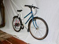 Ladies All Terrain Bike; Raleigh Monchique 21 STI