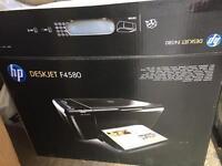 HP DESKJET F4580 printer and scanner