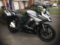 kawasaki z 1000 sx for sale full service history only out in fine weather