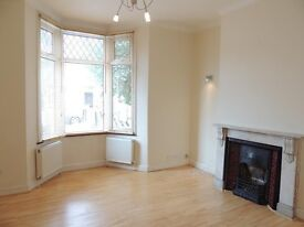 Two double bed, split level maisonette on Upland Road complete with driveway for off street parking