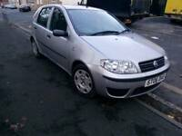 2006 Fiat punto 1.2 petrol cheap to run and insurance long mot