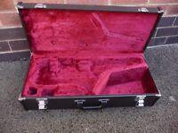 Saxophone hard case