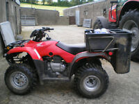 QUAD BIKE - STOLEN 22nd Aug 2016