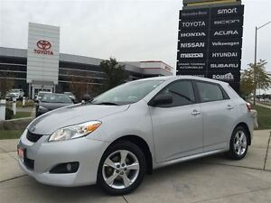 2013 Toyota Matrix TOURING PKG - MOONROOF FOG LAMPS ALLOY WHEELS