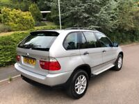 BMW X5 3.0D automatic 2005