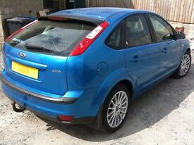 05 Ford Focus 2.0 TDCI Parts or Repair Only - Sell as a complete Car - Suspect ECU or Immobilsor