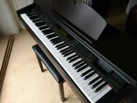 Yamaha Clavinova CVP-201 digital piano
