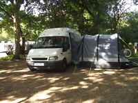 2003 Ford Transit Campervan,lwb hightop,2 birth