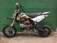 Stomp WPB YX140 Pitbike 140cc Pit Bike Motocross Dirt Bike