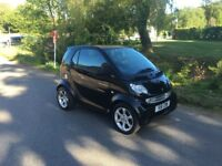 £30 tax -Smart Fourtwo Pulse - Fantastic condition - complete service history - low mileage New MOT