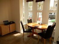 3 Double Bedroom Ground Floor Flat with Garden