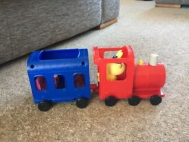 Peppa pig toy train for sale