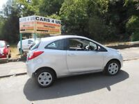 Ford ka style new shape £30 pound tax a year milleage has been changed . total 95999