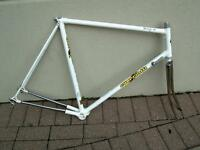 ***** Guerciotti 58cm frame and fork with shifters*****