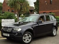 2008 BMW X3 3.0d SE AUTO-TIP INDIVIDUAL CHAMPAGNE EDITION SPEC FULLY LOADED SPEC MINT IN/OUT