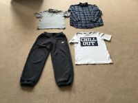 Bundle of boys designer clothes age 10-11 years