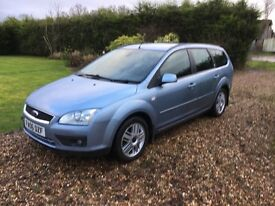 """Ford Focus estate """"automatic diesel """" ghia ,""""open to offers"""""""