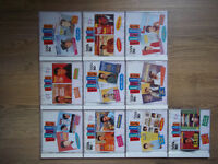 "Elvis Presley CDs ""Double features"" Movie Soundtracks"