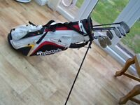 Men's TaylorMade Set of Clubs and Bag for Sale!!