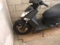 Kymco agility city 125 for sale!