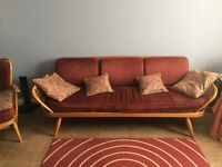 Ercol Daybed Sofa Studio Couch for sale