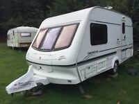 2000 Elddis Chiltington 2 berth caravan