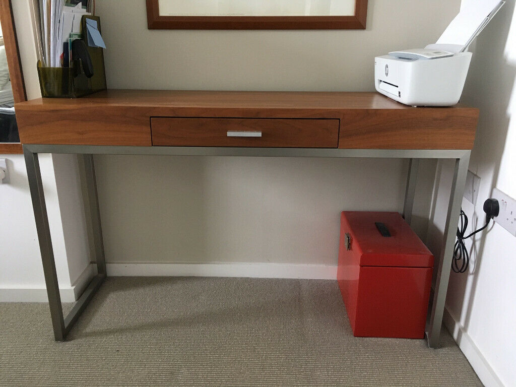 Narrow Console Or Dressing Table Desk